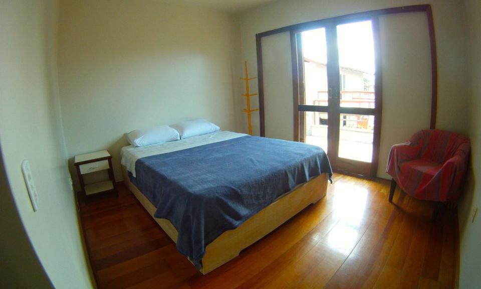 hostel com quarto individual