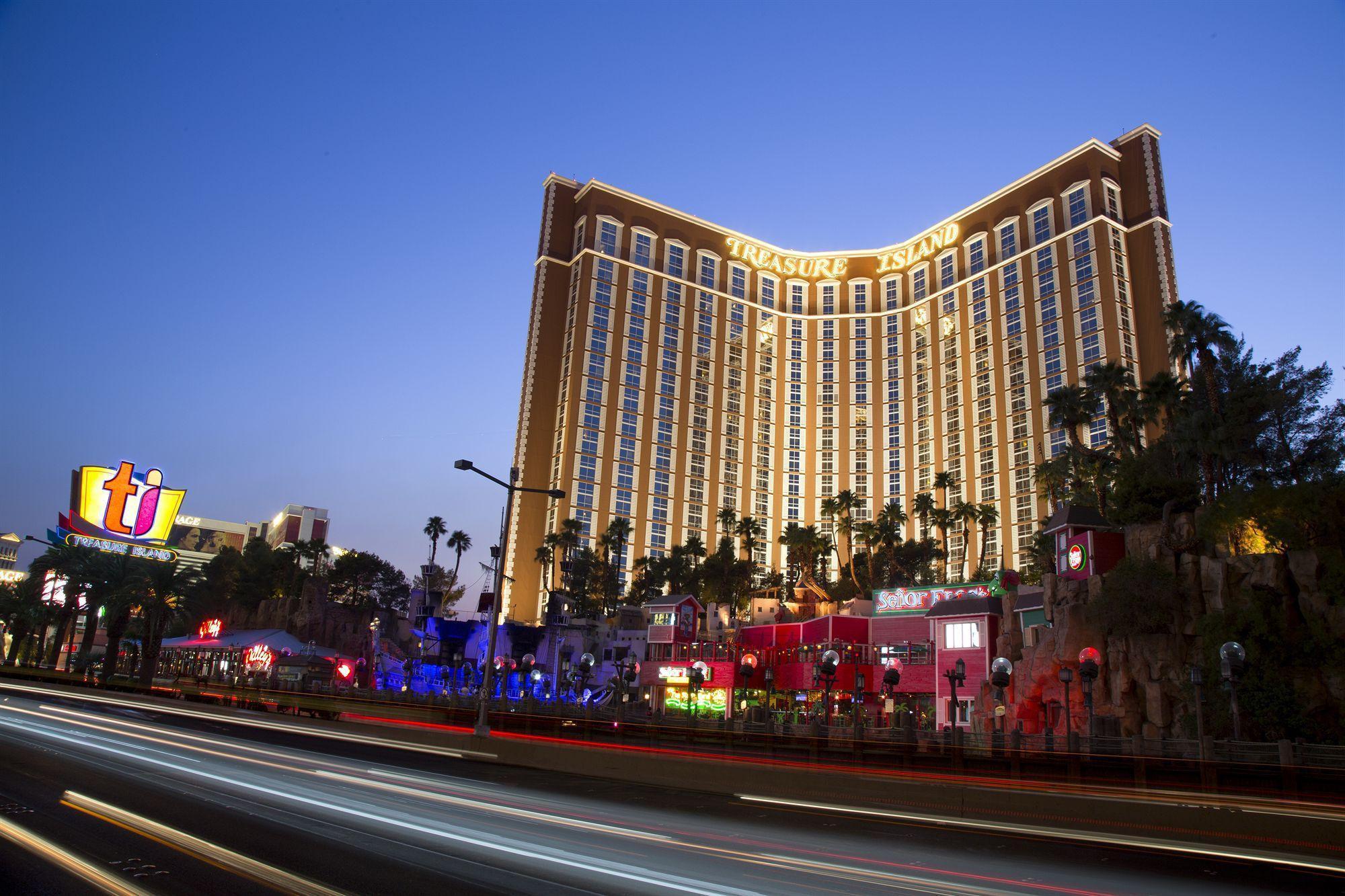 TI - Treasure Island Hotel and Casino