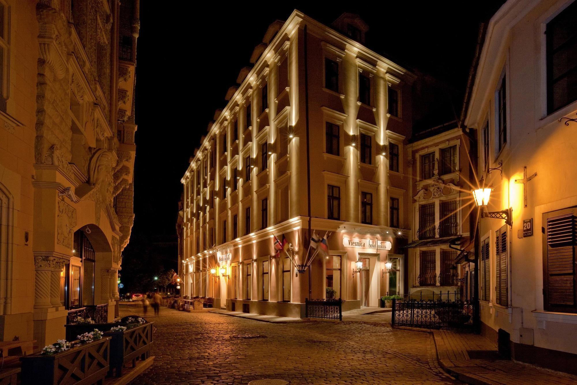 """Dizainviesnīca """"Hotel Justus"""""""
