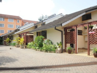 Hotel Riverview Westlands
