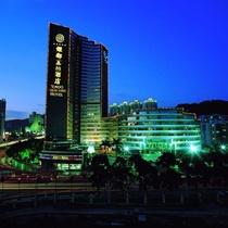 珠海銀都嘉柏大酒店