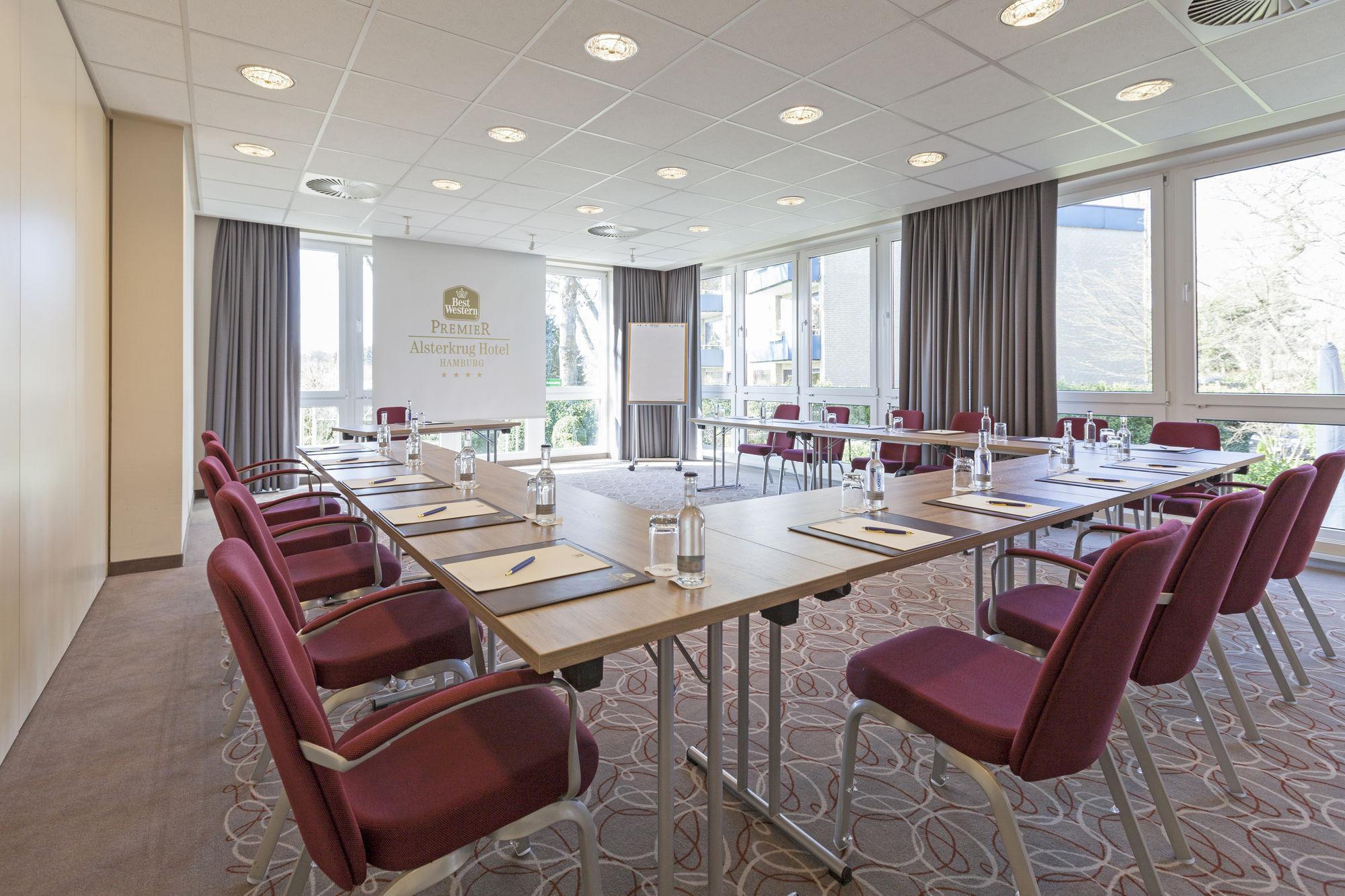 Best Western Premier Alsterkrug Hotel Hotels In Hamburg Skyscanner