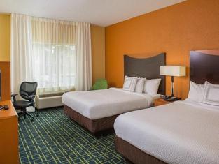 Fairfield Inn Suites Lafayette I-10