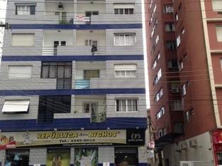 Apartamento Miramar Gonzaga Santos