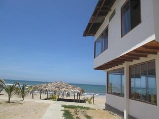 Casa de Playa Alarcon