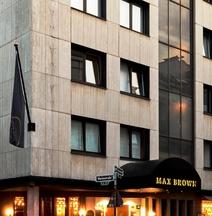 鎮中心馬克西布朗酒店
