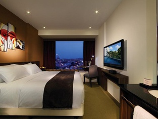 Travelodge Harbourfront Singapore (formerly Bay Hotel Singapore)
