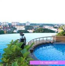 Studio Exclusive (D'Perdana Condominium)