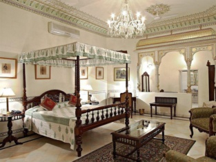 Alsisar Haveli – A Heritage Hotel Jaipur