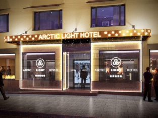 Arctic Light Hotel