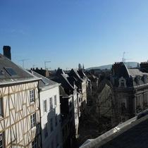 Hotel Dandy Rouen centre