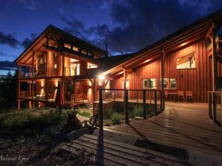 Myra Canyon Ranch- Suite mit 4 Doppelbetten max 8 Gäste