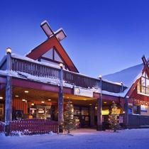 Lapland Hotels Äkäshotelli