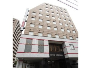 Hotel New Gaea Ube