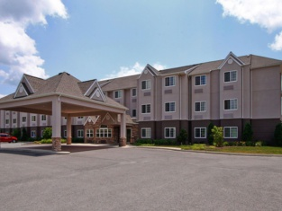Microtel Inn & Suites by Wyndham Bridgeport