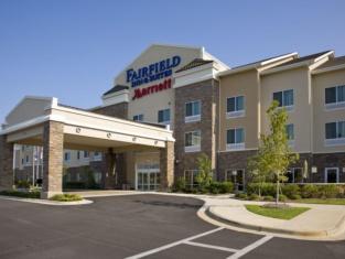 Fairfield Inn Suites Montgomery-Eastchase Parkway
