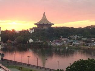 Woodpecker Lodge, Kuching