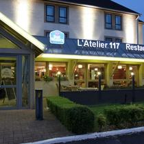 Best Western L'Atelier 117