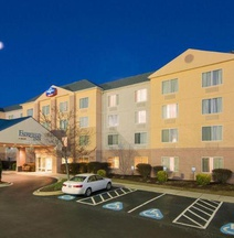 Fairfield Inn Suites Columbia Northeast