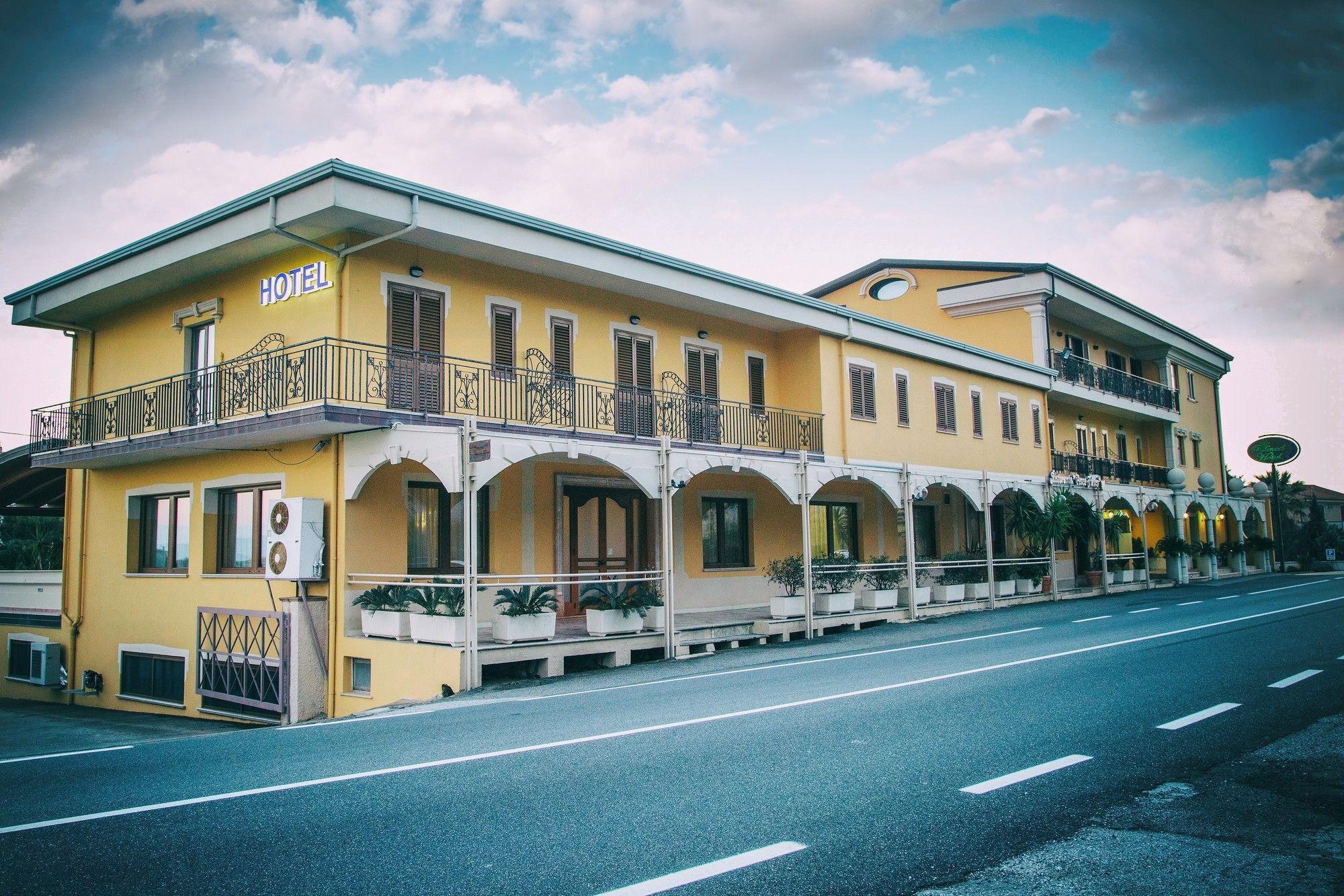 パームド ホテル