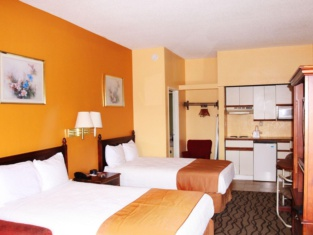 Budgetel Inn and Suites - Fort Gordon