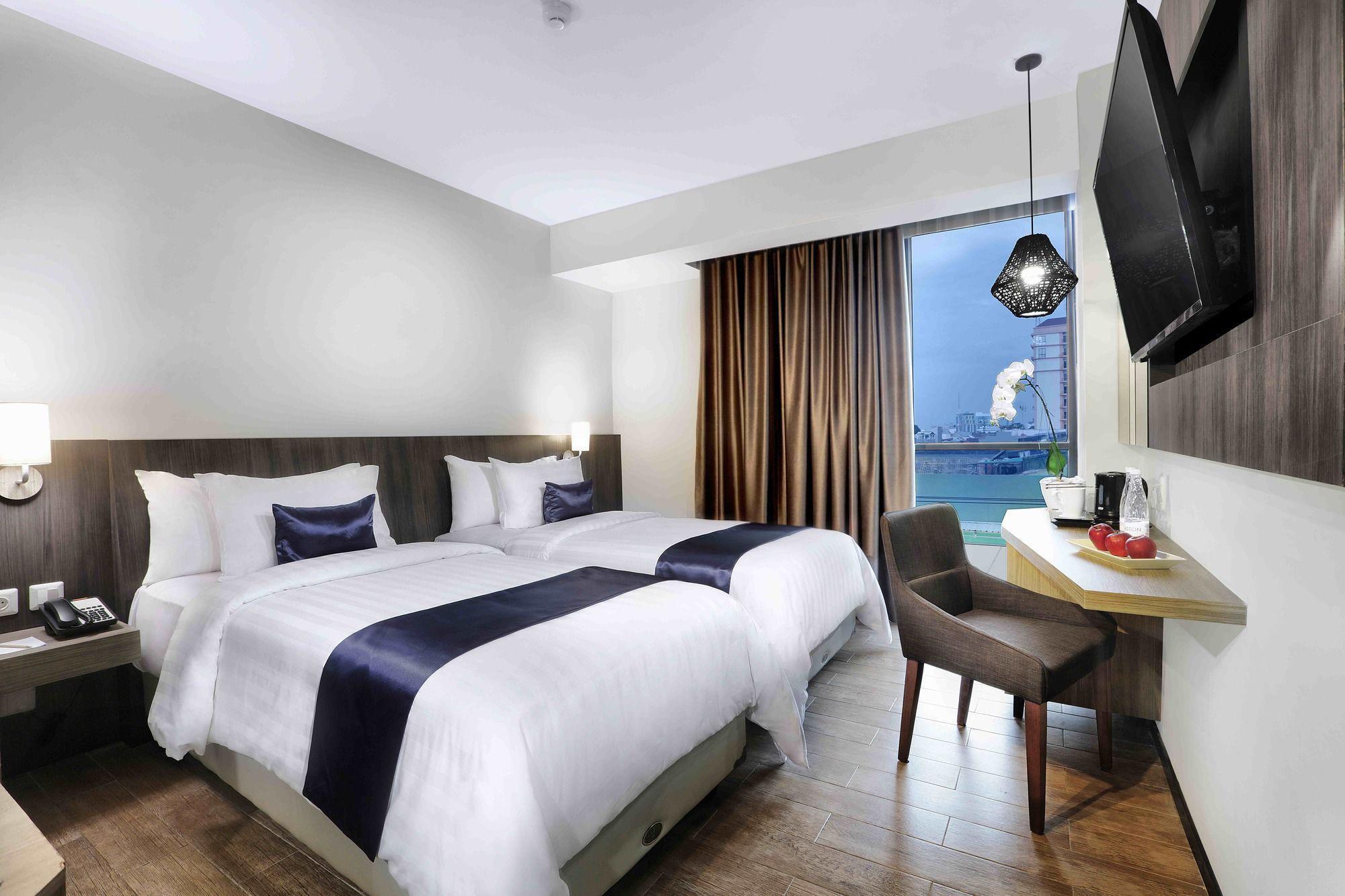住宿 潘達藍阿斯頓國際度假住宅酒店