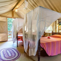 Mkoma Bay Tented Lodge