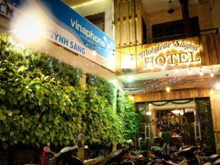 Mobylette Saigon Hostel - Adults Only