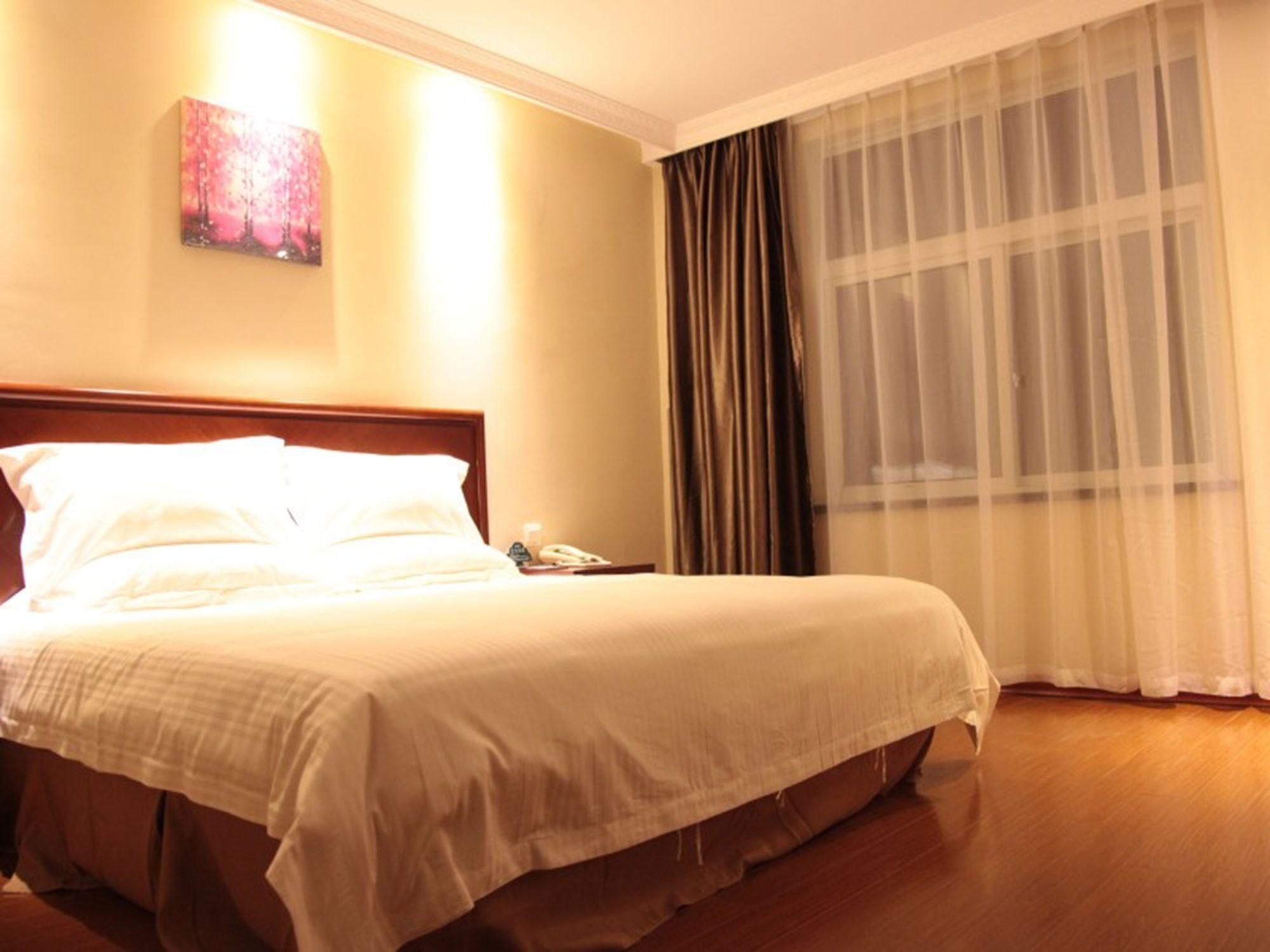 GreenTree Inn Jiangsu Huaian Economic Development Zone Hechang Road Business Hotel