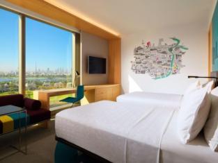 迪拜德伊勒市中心雅樂軒飯店