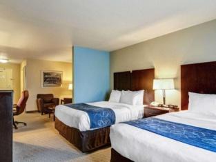 Comfort Suites near Hot Springs Park