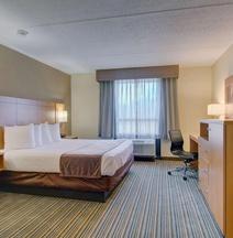 ベストウェスタン ロイヤル プラザ ホテル & トレード センター