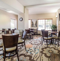 Comfort Suites Airport Salt Lake City