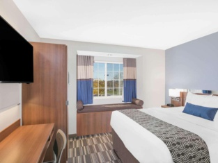 Microtel Inn & Suites by Wyndham Binghamton