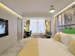 安塔利姆麗晶塔中央酒店