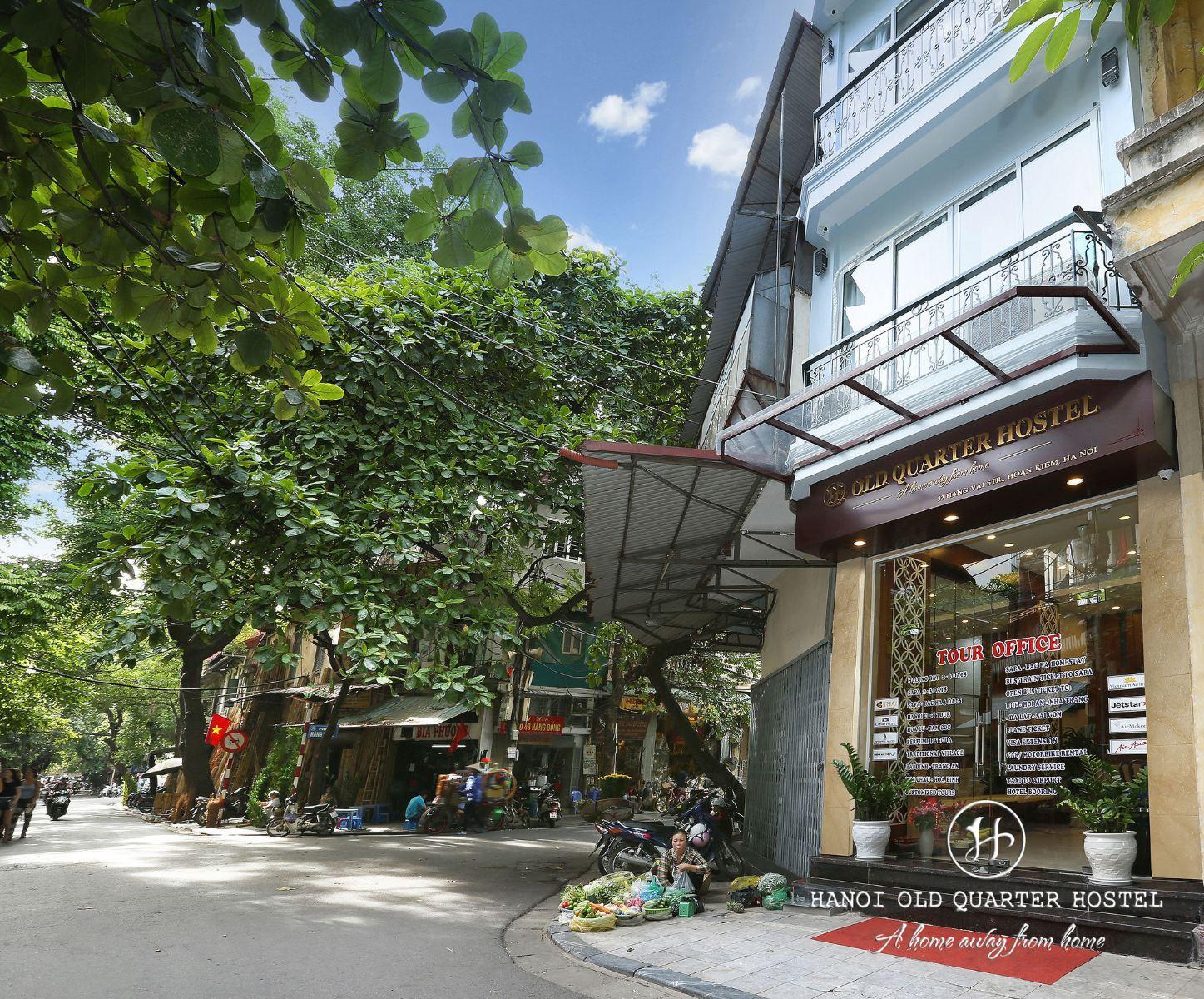 Nhà Nghỉ Hanoi Old Quarter