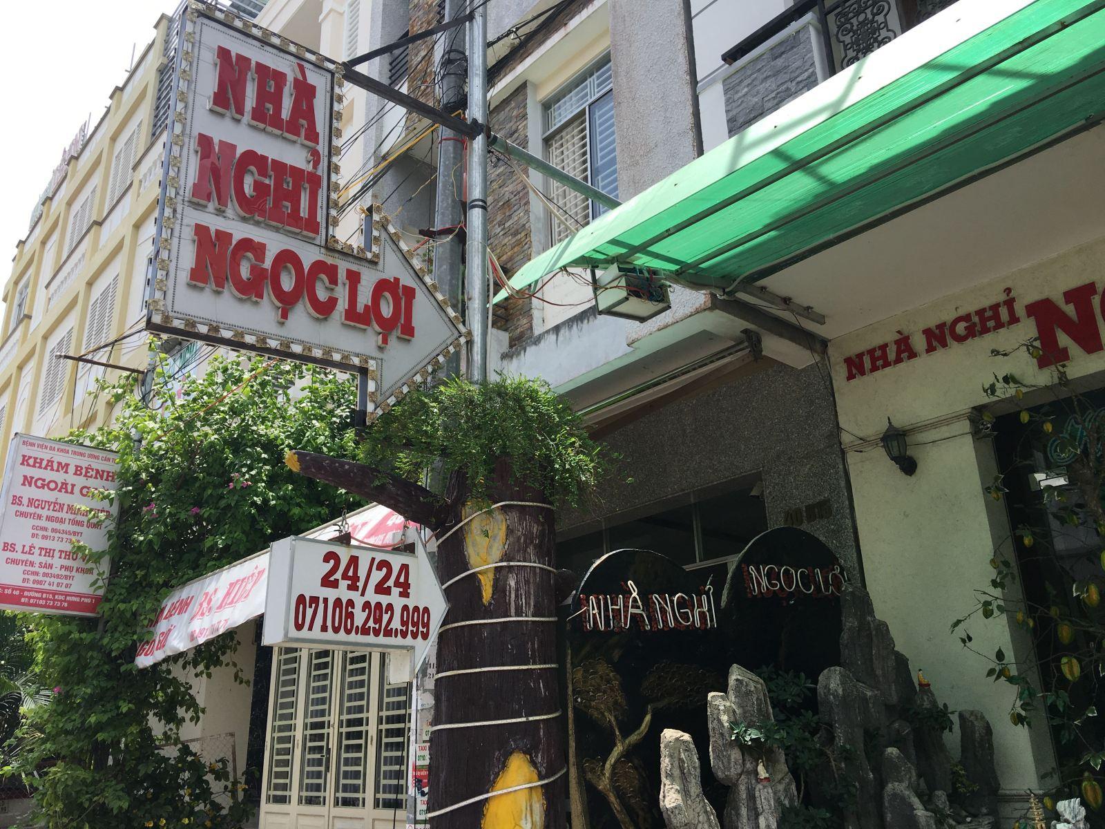 Khách sạn Ngọc Lợi