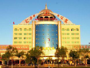 Huili Business Hotel  (Jiayuguan Xiongguan Plaza Datang Pedestrian Street)