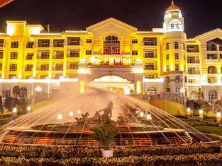 Red Jewels Jianguo Hotel