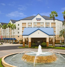 Fairfield Inn Suites Orlando Lake Buena Vista In The Marriott Village