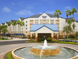 Fairfield Inn Suites Orlando Lake Buena Vista In The Marriott Village
