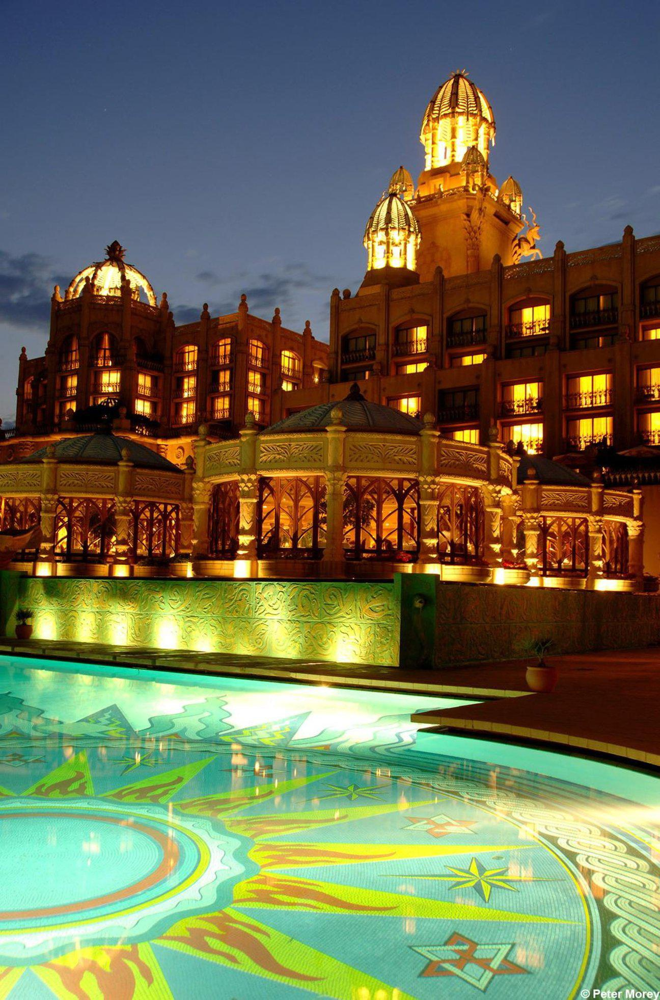 The Palace Of The Lost City >> The Palace Of The Lost City At Sun City Resort Hotel Di Sun