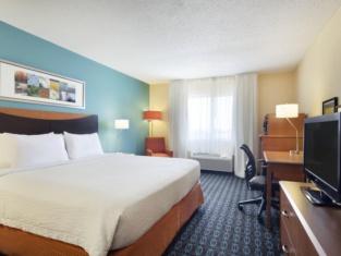 Fairfield Inn Suites Waco South