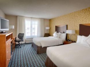 Fairfield Inn Suites Salt Lake City Airport
