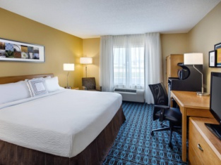 Fairfield Inn Suites Merrillville
