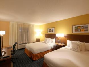 Fairfield Inn Suites Cincinnati Eastgate
