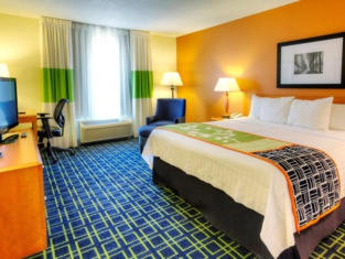 Fairfield Inn Suites Laredo
