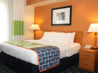 Fairfield Inn Suites Marion