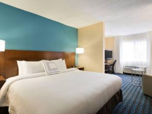 Fairfield Inn Suites Colorado Springs Air Force Academy