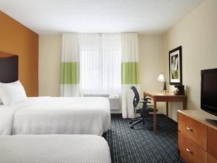 Fairfield Inn Suites Champaign